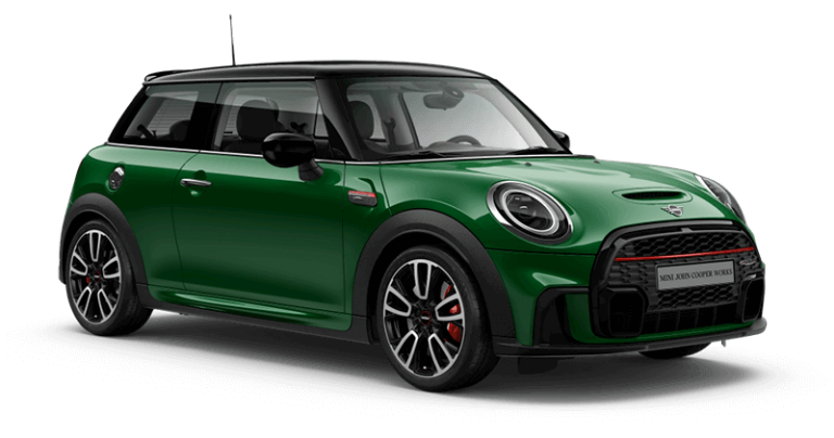MINI JCW Cooper 3 Door Hatch