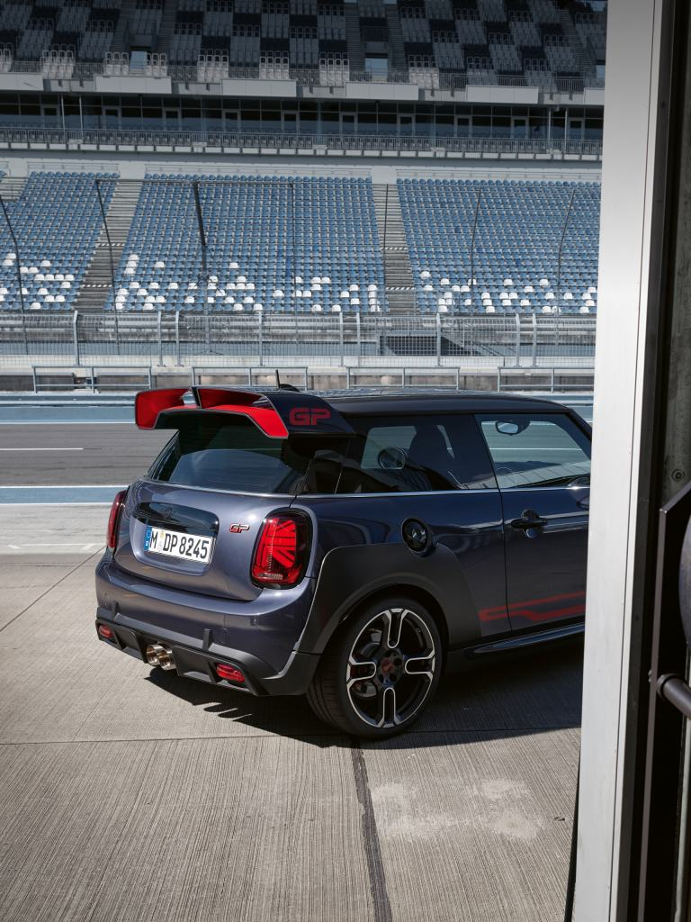 MINI John Cooper Works GP – special edition - 225 KW