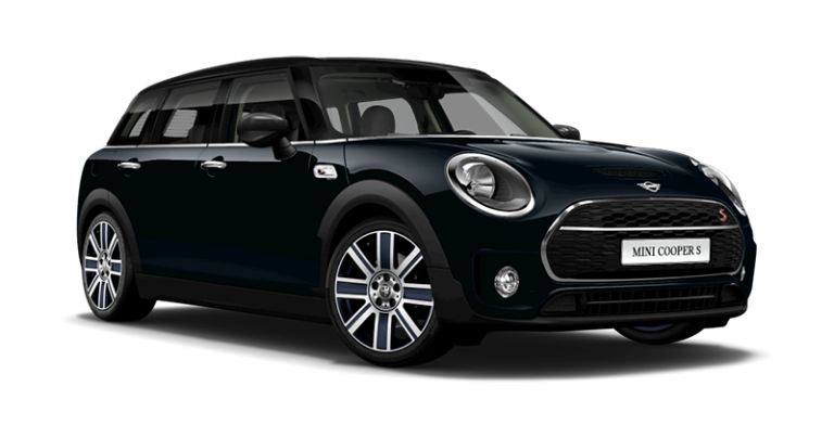 MINI COOPER S CLUBMAN WITH SUNROOF